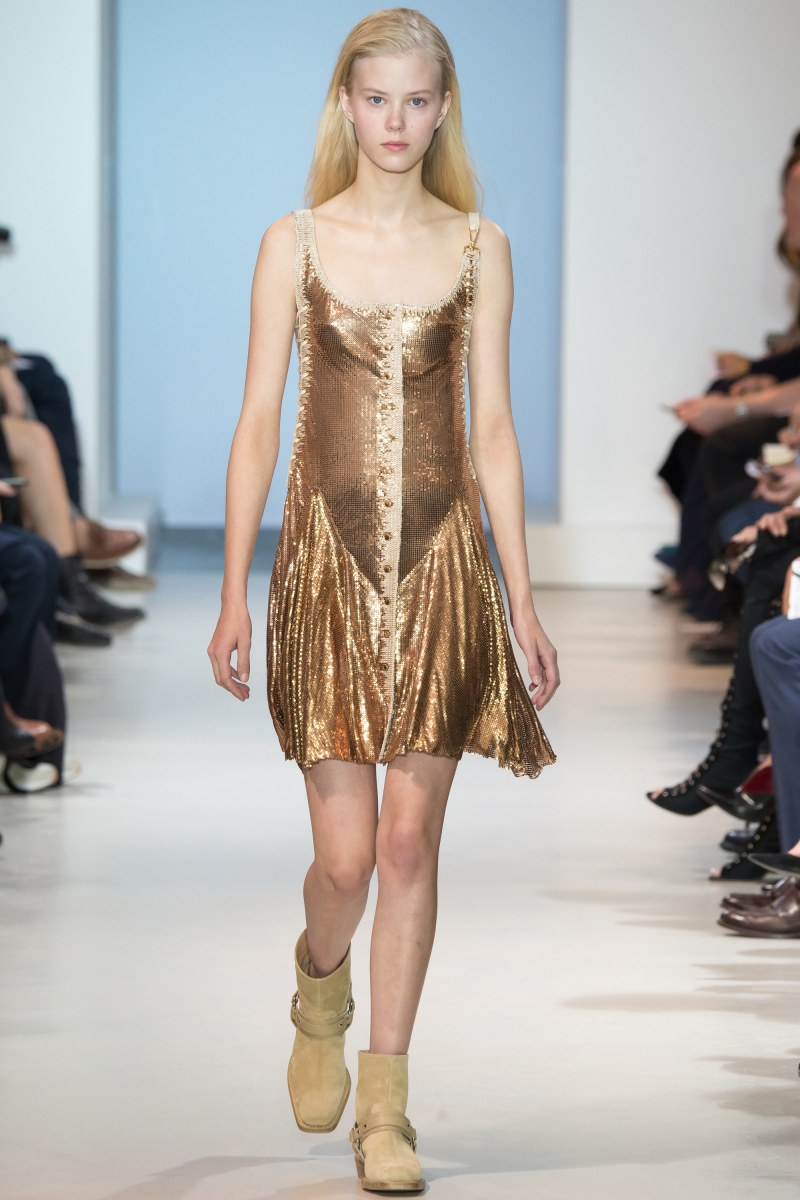 Paco Rabanne Ready To Wear SS 2016 PFW (22)