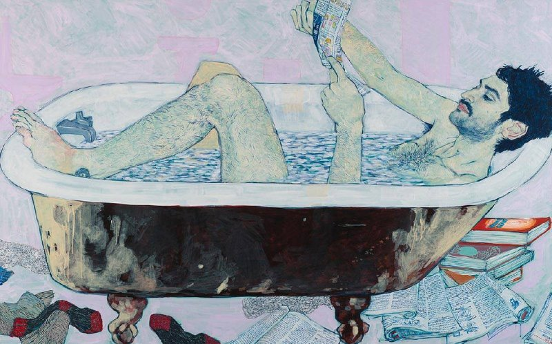 Portraits by artist Hope Gangloff (9)