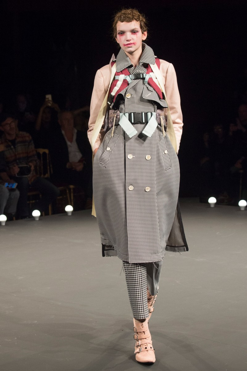 Undercover Ready To Wear SS 2016 PFW (38)