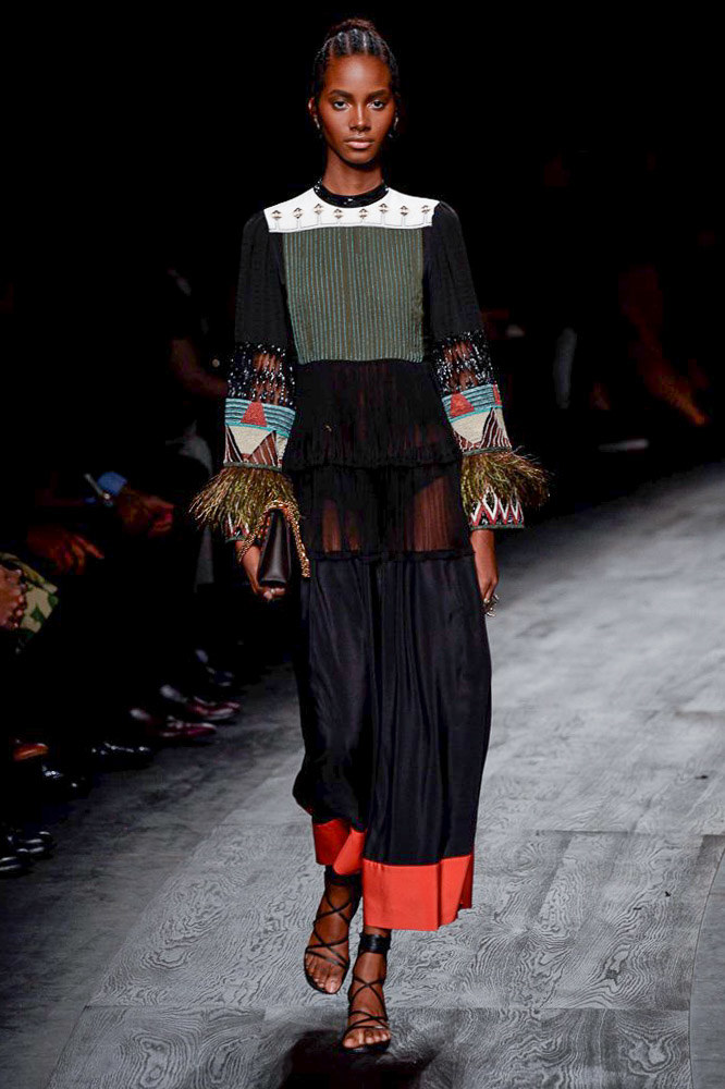 Valentino Ready To Wear SS 2016 PFW (4)