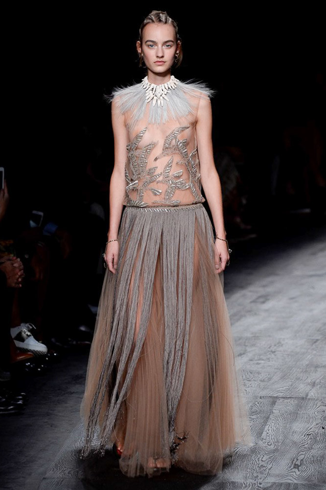 Valentino Ready To Wear SS 2016 PFW (87)