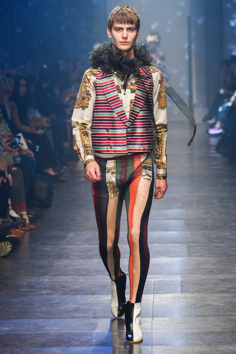 Vivienne Westwood Ready To Wear SS 2016 PFW (19)