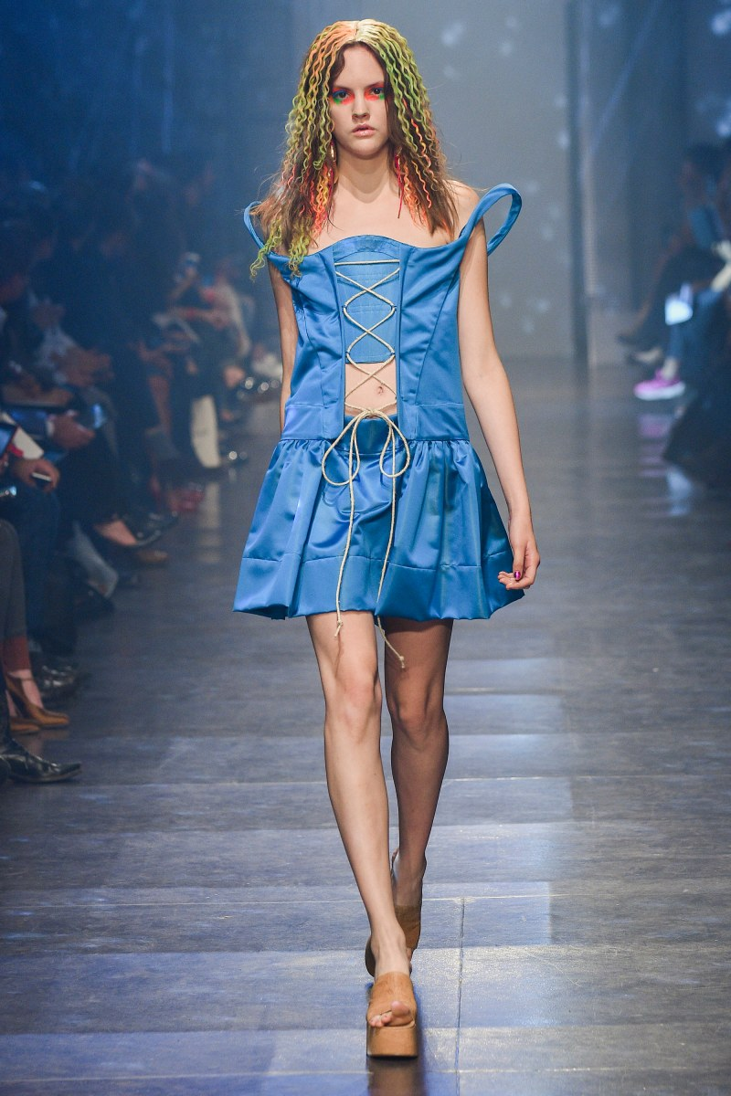 Vivienne Westwood Ready To Wear SS 2016 PFW (53)