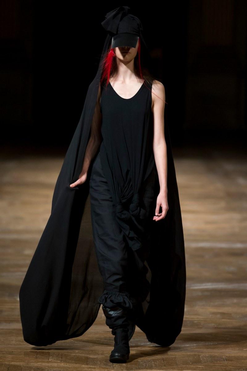 Yohji Yamamoto Ready To Wear SS 2016 PFW (23)