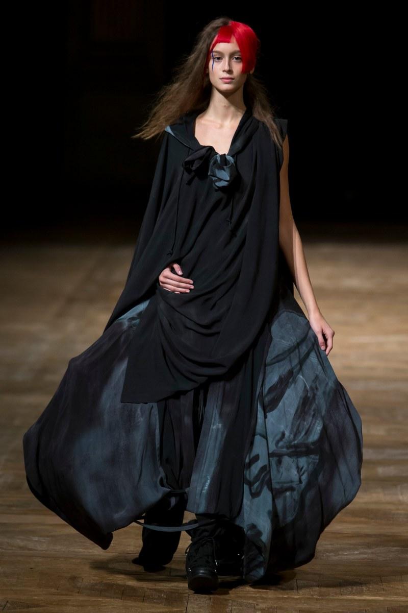 Yohji Yamamoto Ready To Wear SS 2016 PFW (26)
