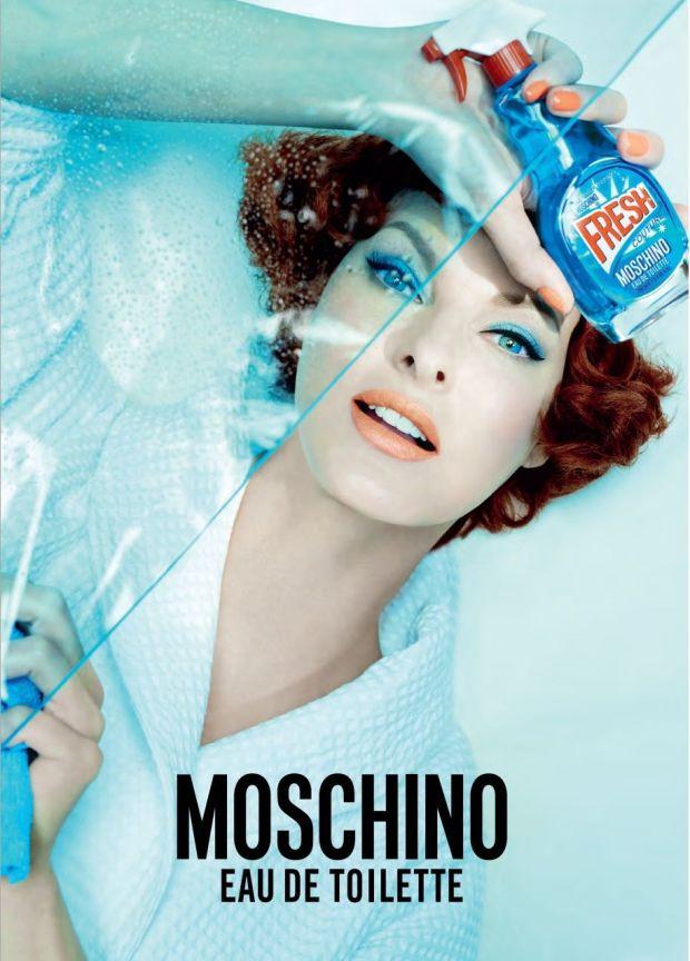 fresh moschino perfum