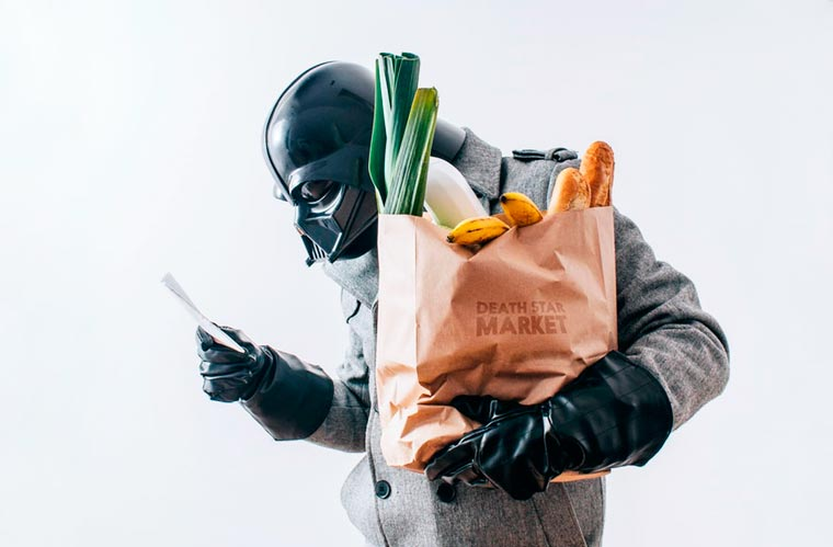 Darth Vader in Everyday Life (5)
