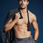 David Gandy by Jordan Graham