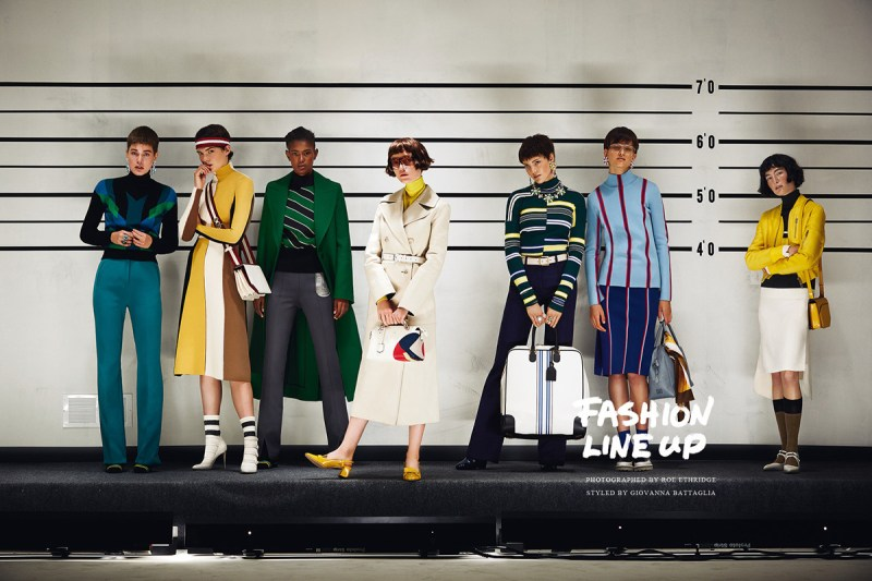 Fashion Line Up by Roe Ethridge (3)