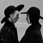 Lou Schoof and Nils Schoof by Elizaveta Porodina