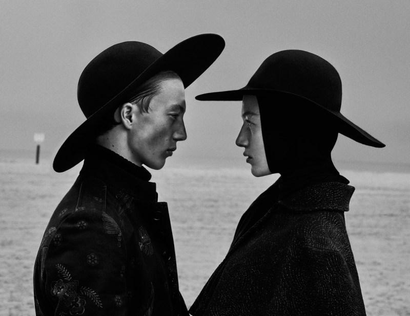 Lou Schoof and Nils Schoof by Elizaveta Porodina (5)