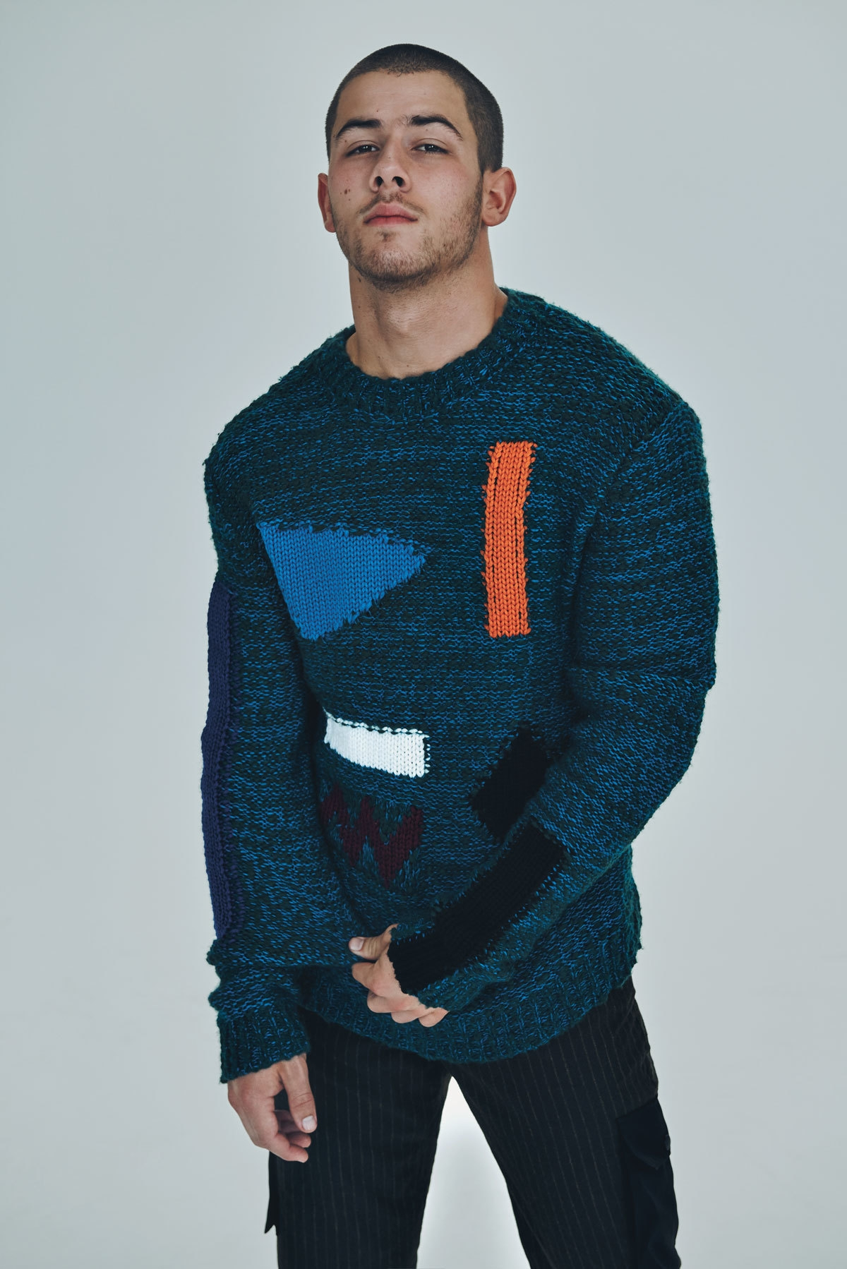 Nick Jonas by Beau Grealy