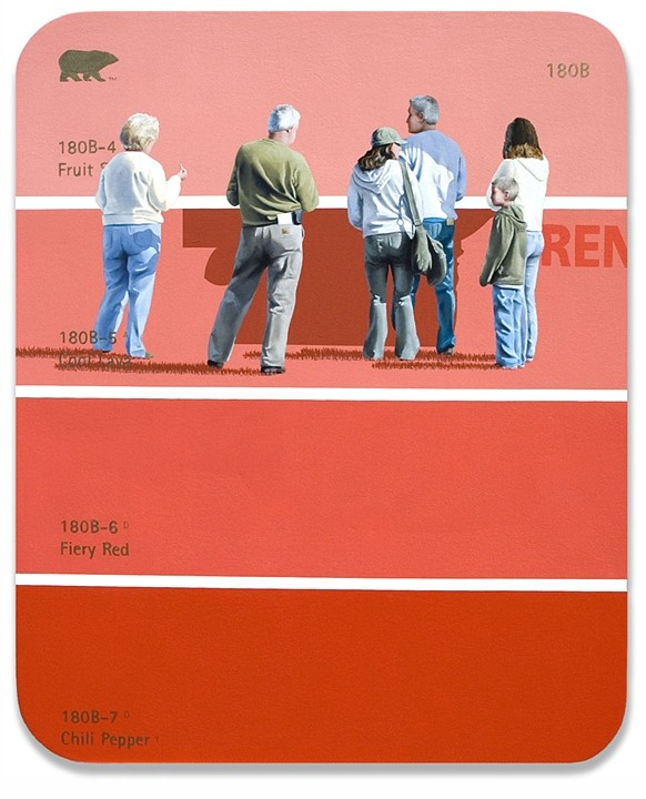 Paint Chips by Shawn Huckins (3)