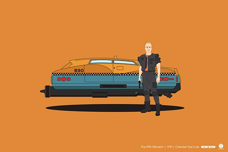 Pop Culture Cars by Mainger (18)
