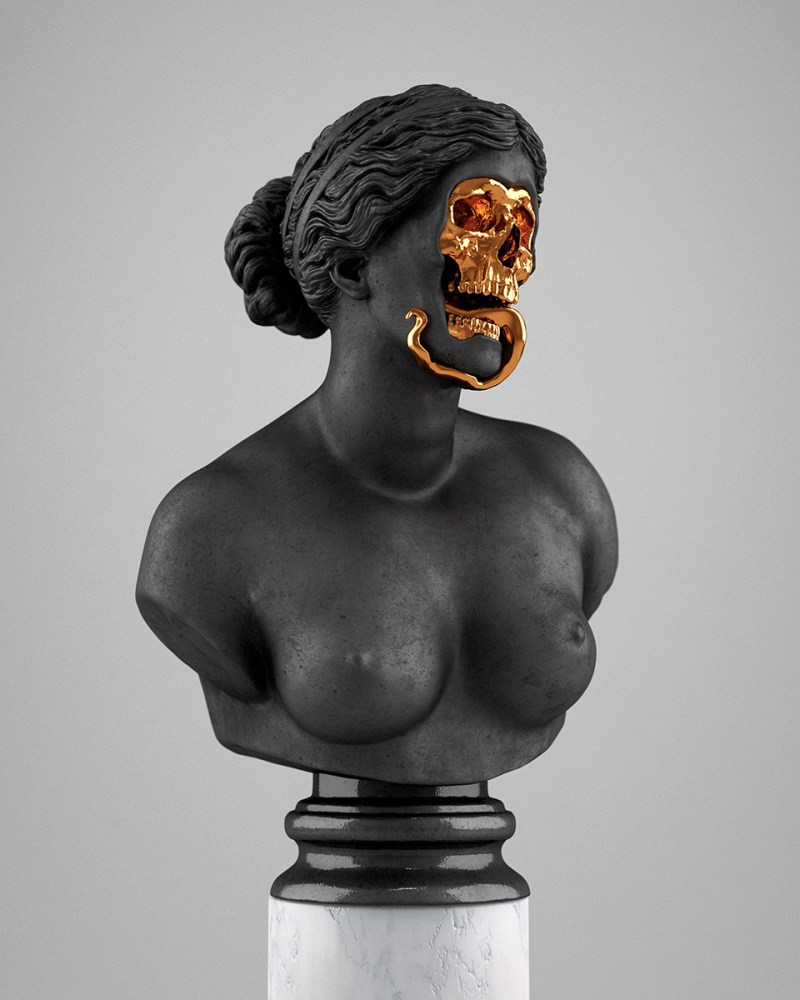 Sculptures by artist Hedi Xandt (4)