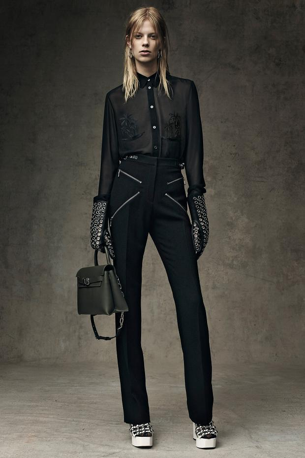 Alexander Wang Pre-Fall 2016 Lookbook (3)