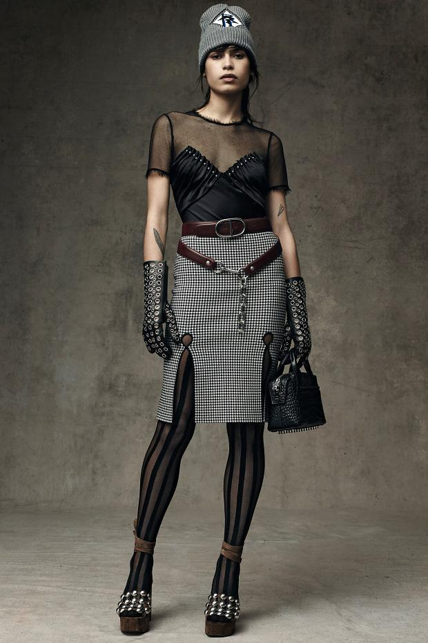 Alexander Wang Pre-Fall 2016 Lookbook (4)