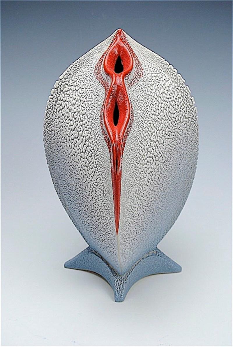 Ceramic Scultptures by Riet Bakker (3)