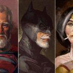 Old Heros by Eddie Liu
