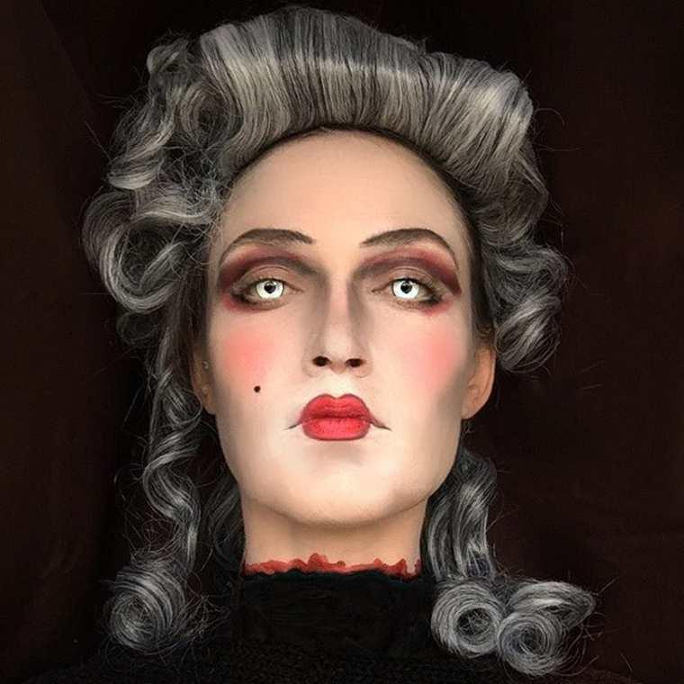 Extreme Pop Culture Makeup (15)