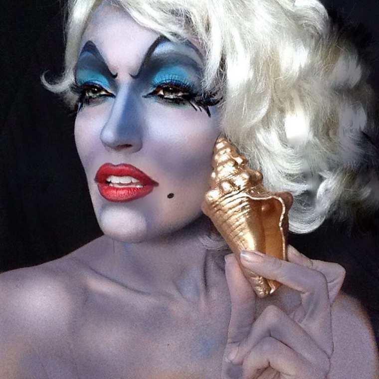Extreme Pop Culture Makeup (17)