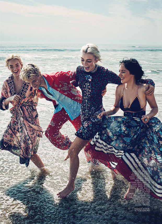 Lucky Blue Smith & Fam by Beau Grealy (1)