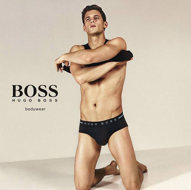 Top Male Models Unite for BOSS by Hugo Boss Underwear Campaign (5)