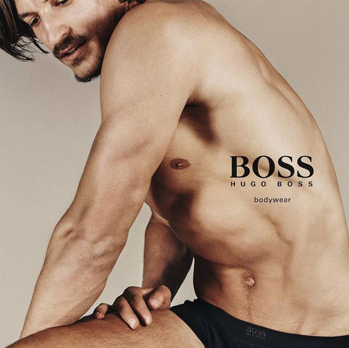 Top Male Models Unite for BOSS by Hugo Boss Underwear Campaign (6)