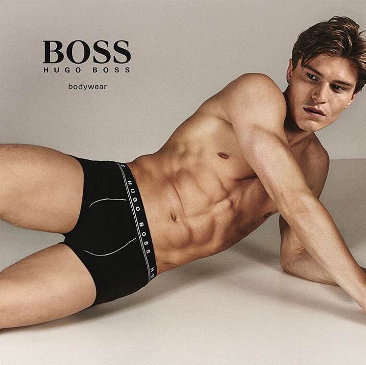 Top Male Models Unite for BOSS by Hugo Boss Underwear Campaign (7)
