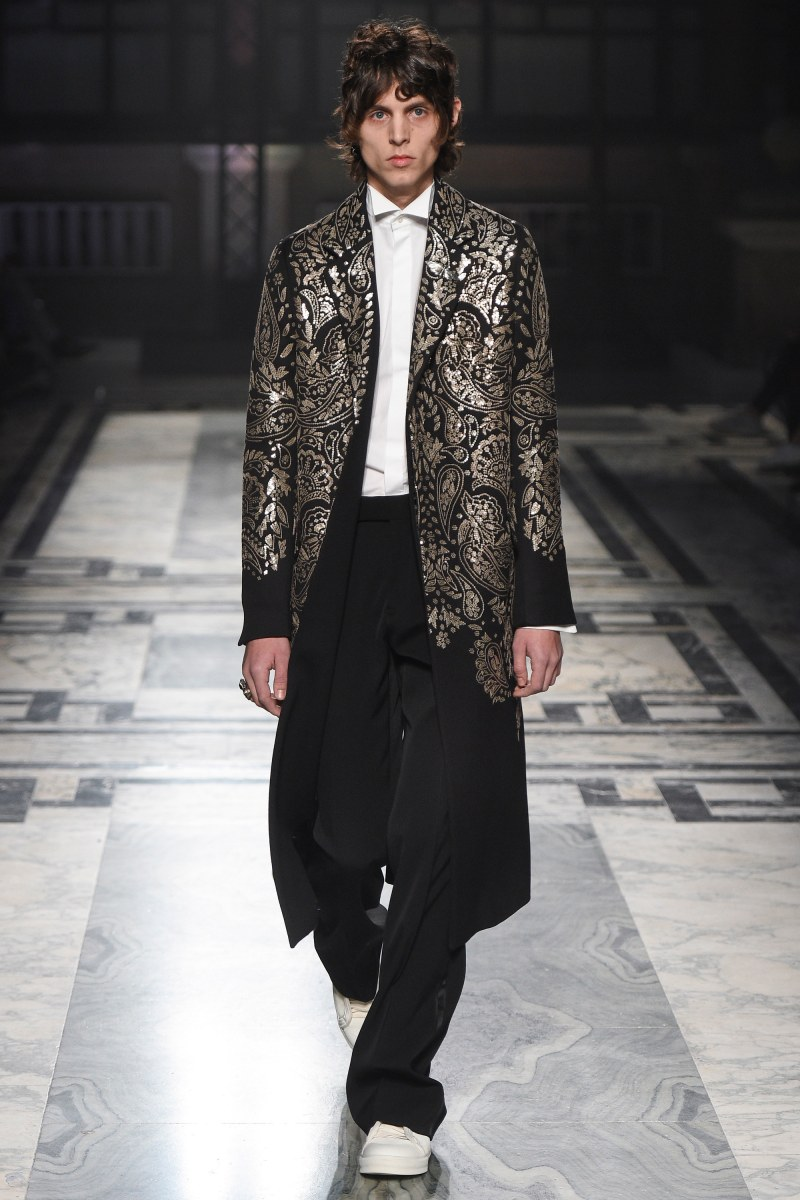 Alexander McQueen Menswear FW 2016 London (32)