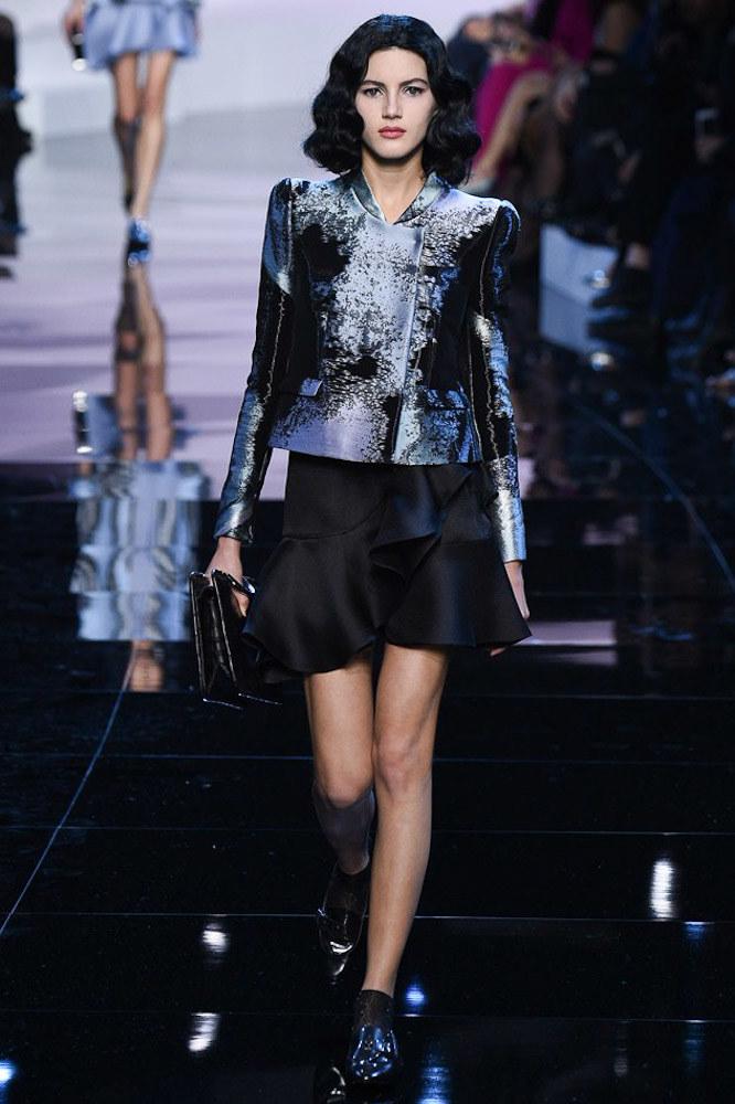 Armani Privé Haute Couture SS 2016 Paris (17)