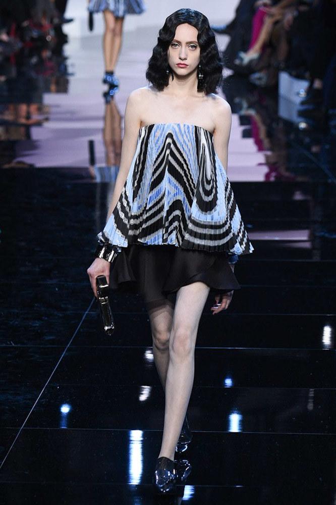 Armani Privé Haute Couture SS 2016 Paris (19)
