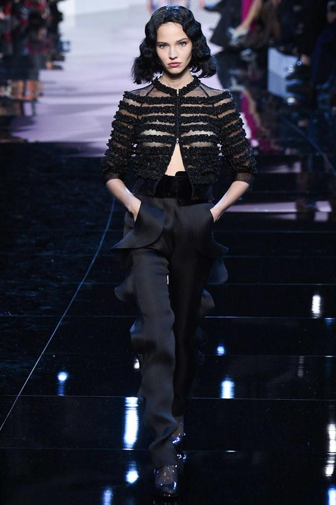 Armani Privé Haute Couture SS 2016 Paris (21)