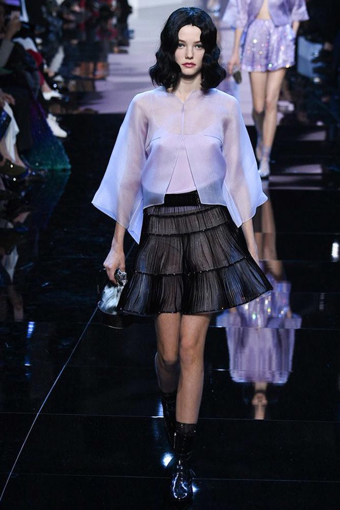 Armani Privé Haute Couture SS 2016 Paris (25)