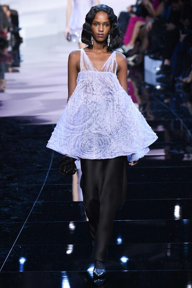 Armani Privé Haute Couture SS 2016 Paris (30)