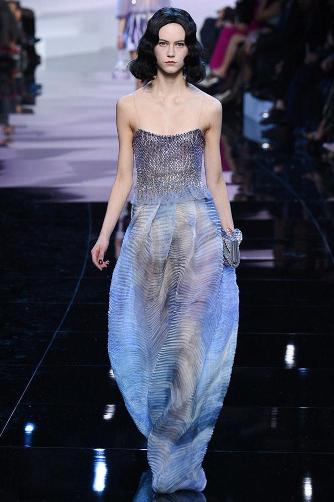 Armani Privé Haute Couture SS 2016 Paris (40)