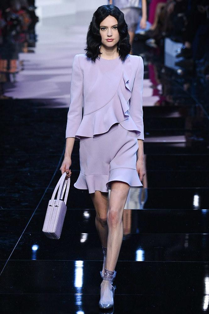 Armani Privé Haute Couture SS 2016 Paris (5)