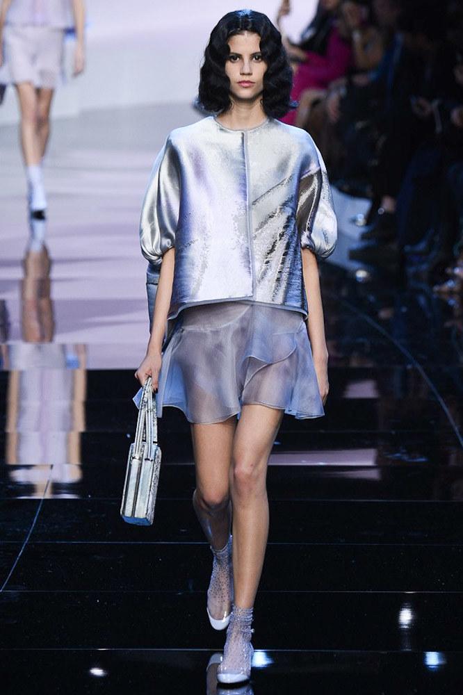 Armani Privé Haute Couture SS 2016 Paris (6)