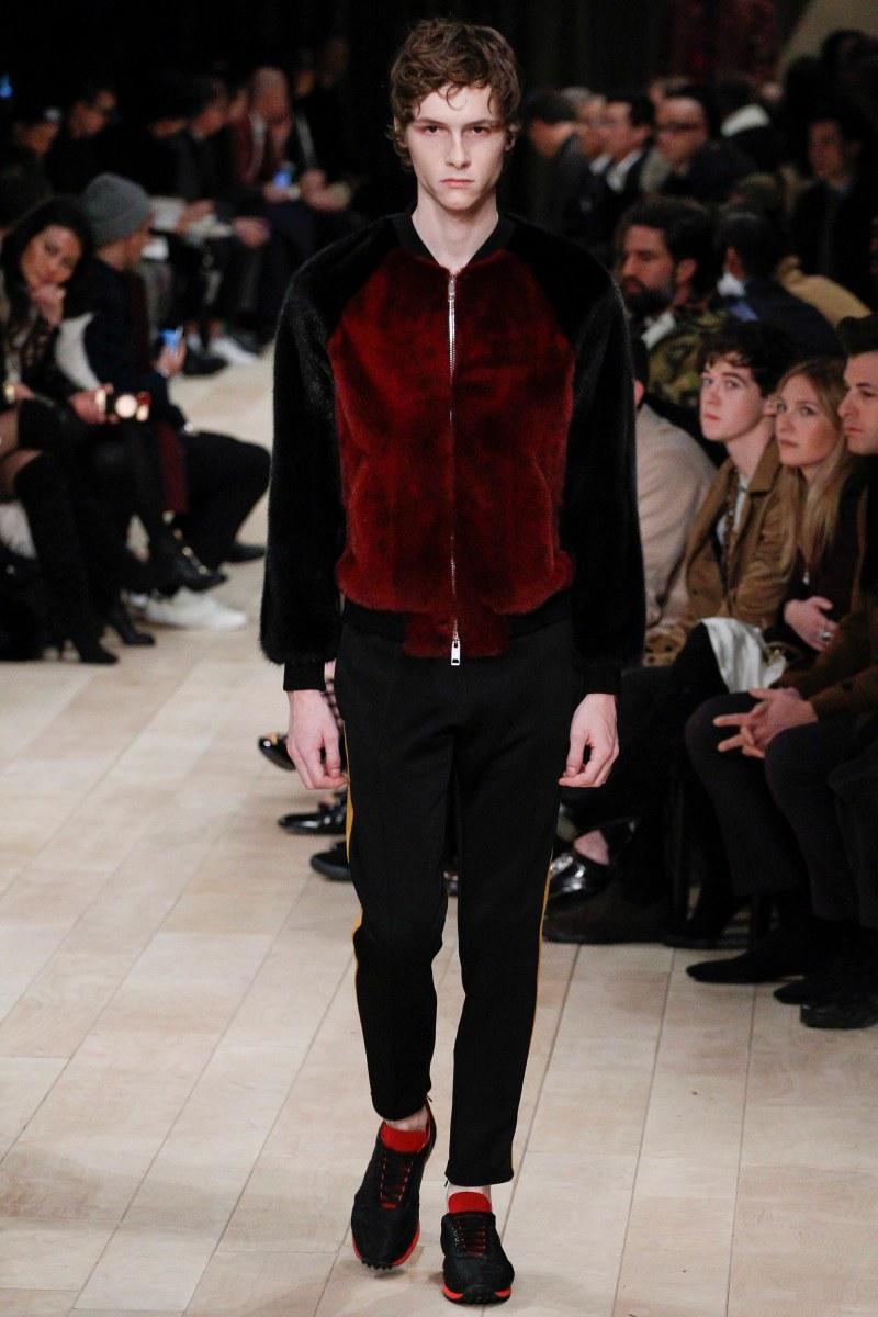 Burberry Menswear FW 2016 London (11)