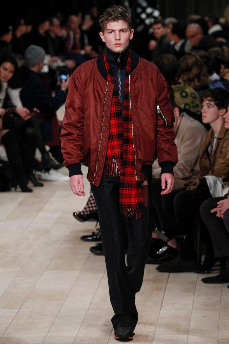 Burberry Menswear FW 2016 London (12)