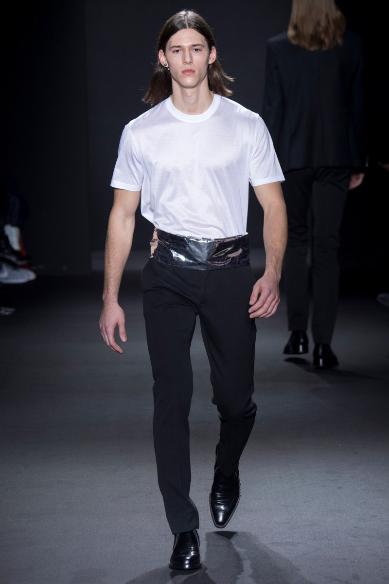 Calvin Klein Collection Menswear FW 2016 Milan (11)