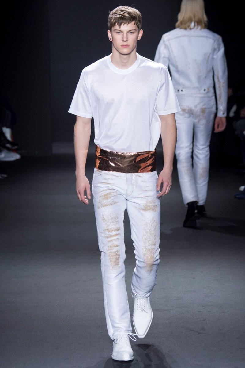 Calvin Klein Collection Menswear FW 2016 Milan (6)