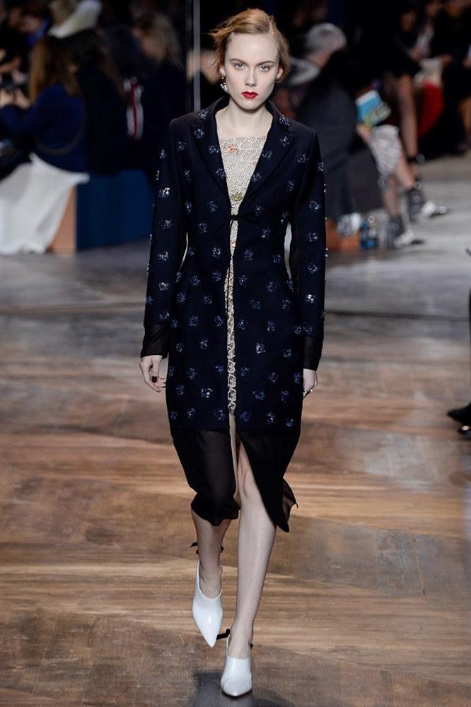 Christian Dior Haute Couture SS 2016 Paris (16)