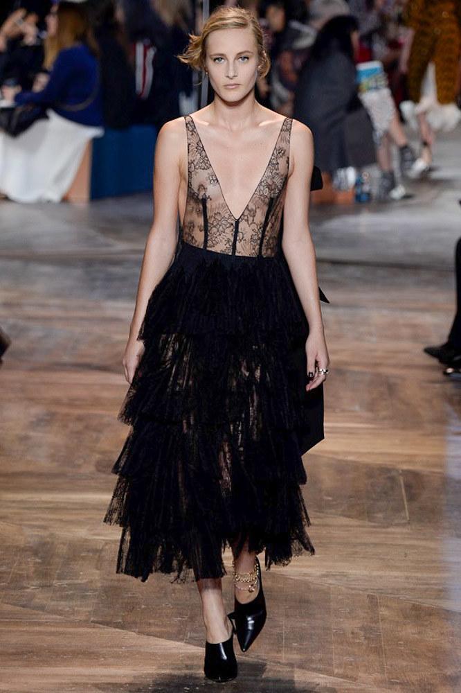 Christian Dior Haute Couture SS 2016 Paris (30)