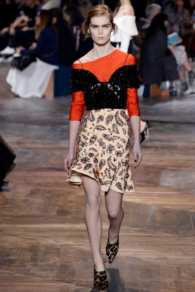 Christian Dior Haute Couture SS 2016 Paris (4)