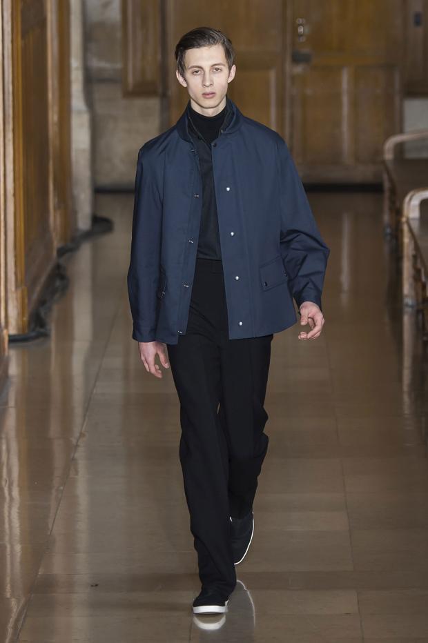 Christophe Lemaire Menswear FW 2016 Paris (12)