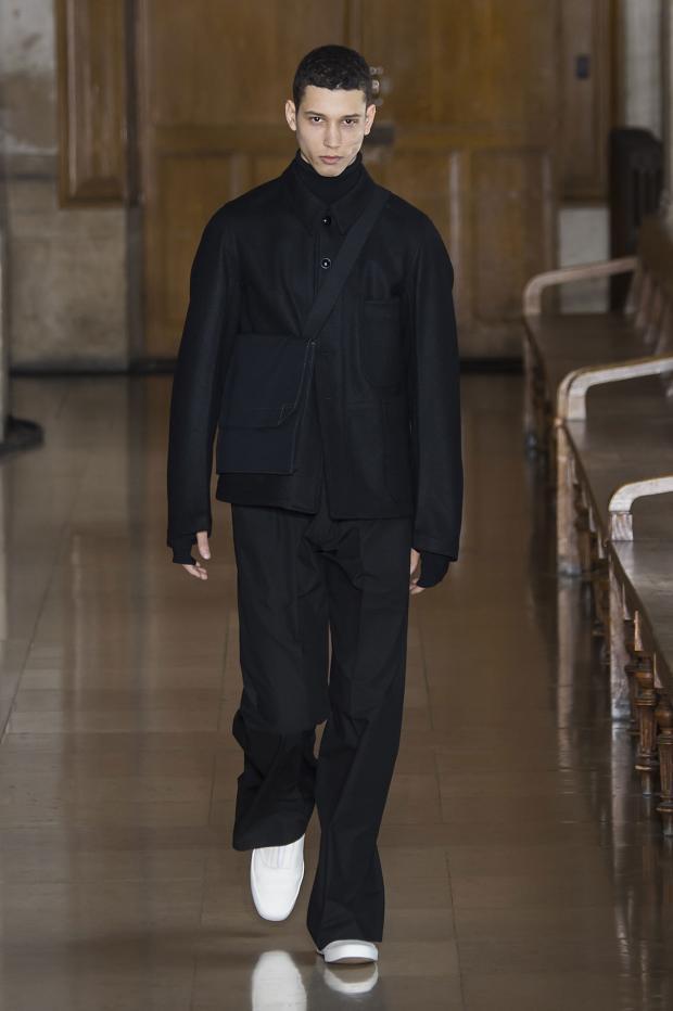 Christophe Lemaire Menswear FW 2016 Paris (19)