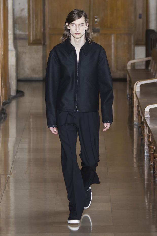 Christophe Lemaire Menswear FW 2016 Paris (2)