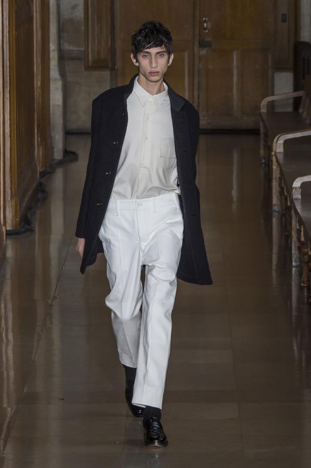 Christophe Lemaire Menswear FW 2016 Paris (20)