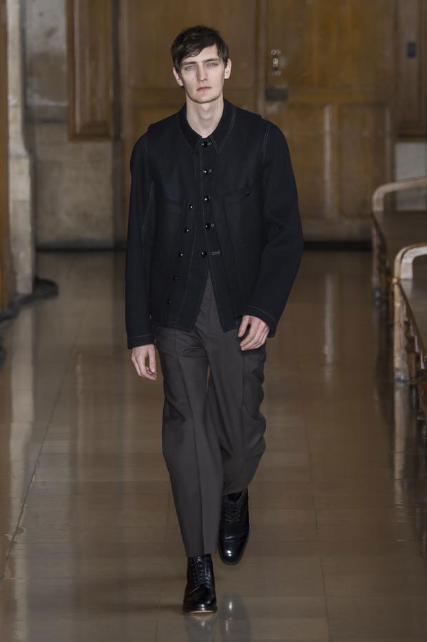 Christophe Lemaire Menswear FW 2016 Paris (24)